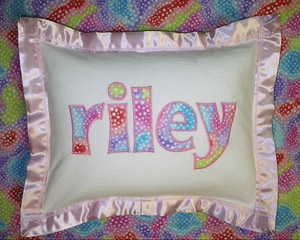 brights pillow